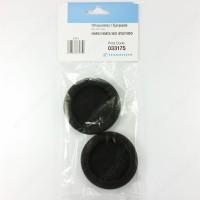 Earpads Pair Grey for Sennheiser HD-410 HMD-410 HD-414-SL VMH-300 HME-1410