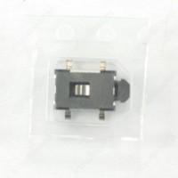 045899 Surface mount Power Push Switch for Sennheiser Evolution SKM100 G2 Series