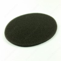 Black Inner foam Earpad disc for Sennheiser HD545 HD565 HD580 HD590 HD600