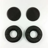 Standard Ear pads (pair) for Sennheiser headphones HD25 HMD-25 HME-25 HMEC-25