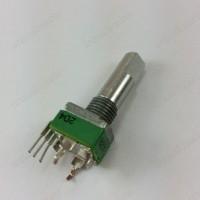 Mic Headphones Master Level Trim 1 2 rotary pot for Pioneer DJM 250