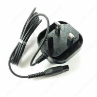 Hair Trimmer Power Plug UK for PHILIPS QG3250 QG3320 QG3330 QG3332 QG3333 QG3340