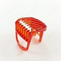 New Original Plastic red Comb for PHILIPS BT405 QT3900 QT4006