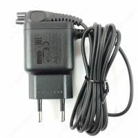 Power plug adapter EU for PHILIPS BT5190 BT5200 BT9280 BT9290 BT9295 HC9450