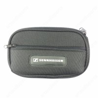 Black zippered Carry Case for Sennheiser MM400 MM450 PX210BT PCX250 PCX270