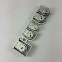 DAC2287 knob set search, track, eject for Pioneer CDJ 800MK2