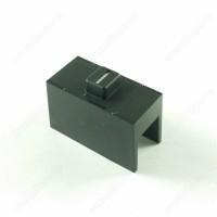 Slide SW Cap (W) for Pioneer DDJ-SZ DJM2000 DJM2000NXS DJM700 DJM850 DJM900NXS