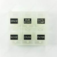 DAC2656 Sound Color noise crush filter Buttons for Pioneer DJM900NXS DJM900SRT
