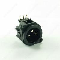 Canon 3-Pin Connector for Pioneer DDJ-S1 DJM2000 DJM850K DJM900NXS DJM-T1 XDJ-RX