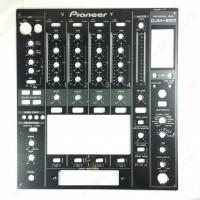 DNB1144 Control Panel Main Front face Plate for Pioneer DJM 800