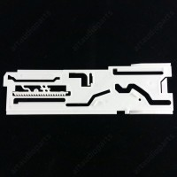 Main white cam of eject mechanism for Pioneer CDJ1000 CDJ2000 CDJ800 CDJ900
