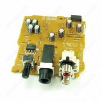 DWX2433 Jack phones rca pcb for Pioneer CDJ200