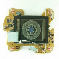 DWX2984 Center Display with PCB (JFLB Assy) for Pioneer CDJ 2000 (OP)