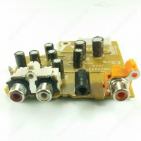 DWX3023 Audio Out JACB rca pcb for Pioneer CDJ 900