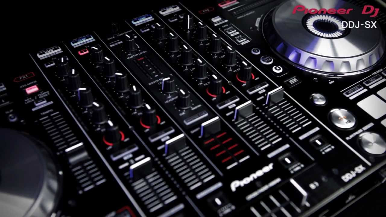 Pioneer DDJ SX crossfader replacement. How to