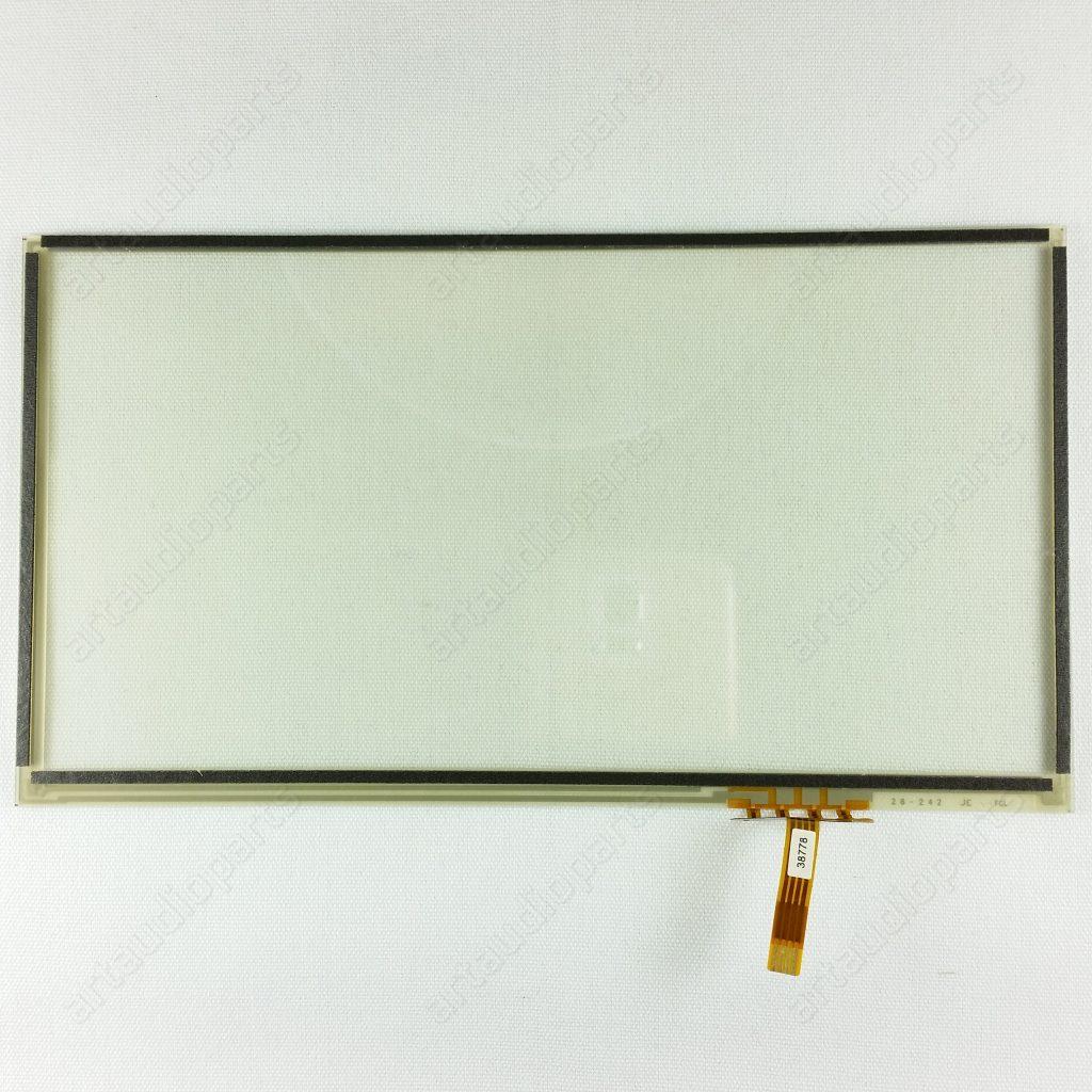 Touch Panel glass Screen For Pioneer AVH P6000DVD AVH