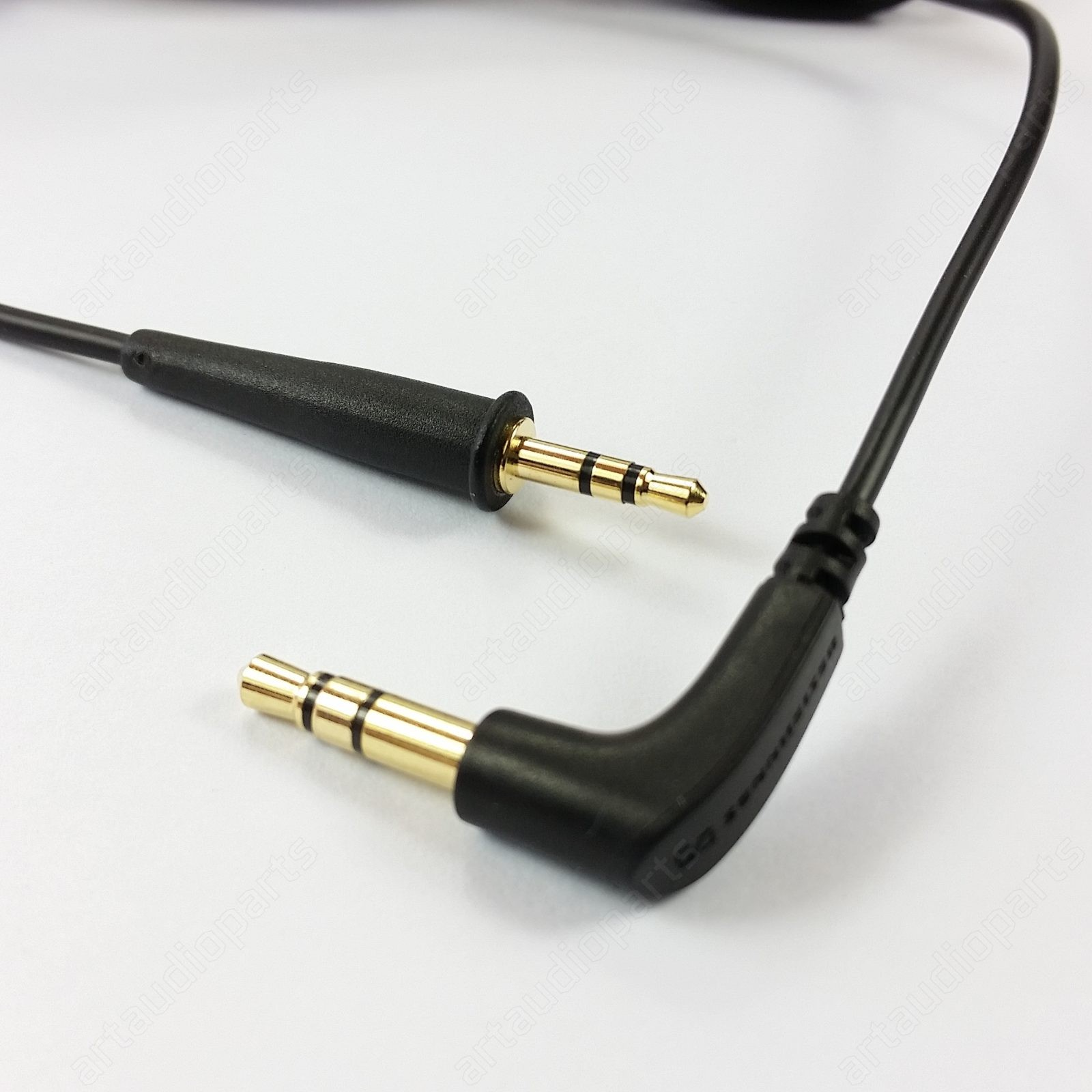 531406 Cable 2 5mm to 3 5mm jack plug for Sennheiser MM-400-X MM-450-X  MM-550-X